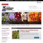 NC Cooperative Extension Cut Flower Portal