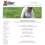 NCCES-EducationalResourcesDatabase