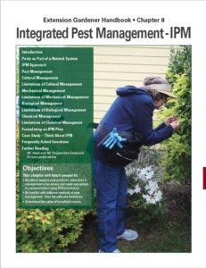 IPM chapter of Extension Gardener Handbook